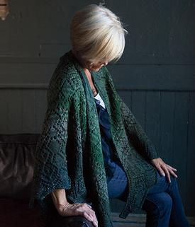 Bar Maid Shawl