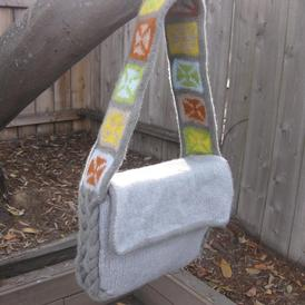 Shepherd Felted Satchel