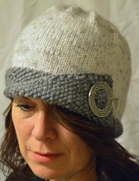 Gina - Cloche Style Hat