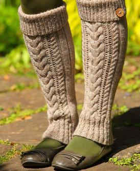 Earth Mama Leg Warmers