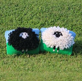 Sheepish Cushion
