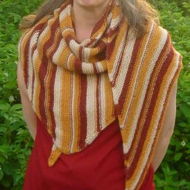 Parity Shawl