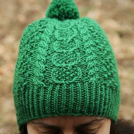 Caiseal Hat Pattern