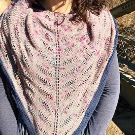 Pipevine Shawl
