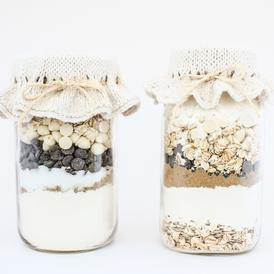 The Jar Topper Washcloth