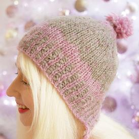 Scalloped Pixie Hat