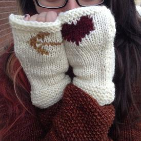 February Mitts