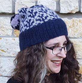 Sprout Mosaic Hat