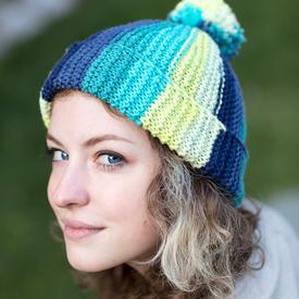 Kaleidoscope Hat