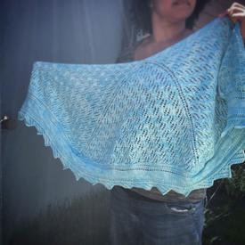 Water Shawl