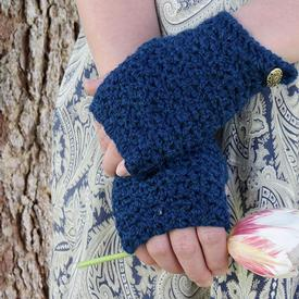 Sapphire Easy Mitts