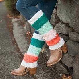 Around the Block Legwarmers
