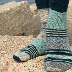 Beach Chair Socks