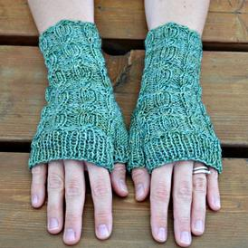 Climbing Cable Mitts