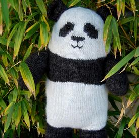Tianmi the Panda