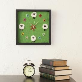 Counting Sheep Clock