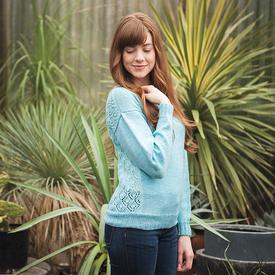 Magnolia Pullover - Knitting Pattern