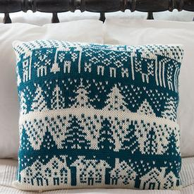 Townscape Pillow