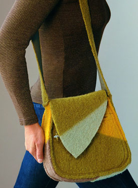 Sassy Shoulder Bag Pattern