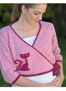 Ballet Cardigan Knitting Pattern : Ballet Cardigan Pattern - Knitting Patterns and Crochet Patterns from KnitPic...