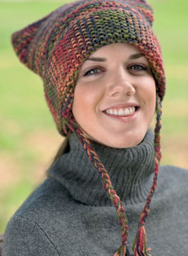 Cat-Ears Hat Pattern