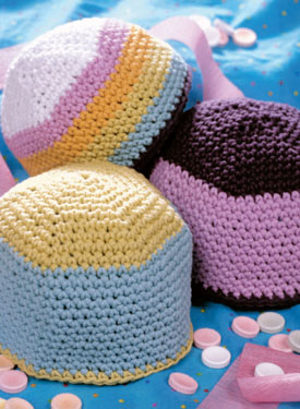 Sweet Baby Hat Pattern