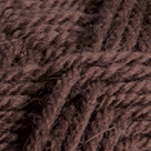 Chocolate in Wool of the Andes Worsted Yarn