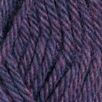 Indigo Heather in Swish Worsted Yarn