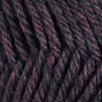 Lava Heather in Swish Worsted Yarn