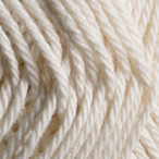 Marshmallow in Simply Cotton Organic Sport Yarn