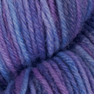 Blue Violet in Stroll Tonal Sock Yarn