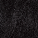 Black in Aloft Super Kid Mohair Yarn