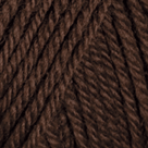 Chocolate in Wool of the Andes Sport Yarn