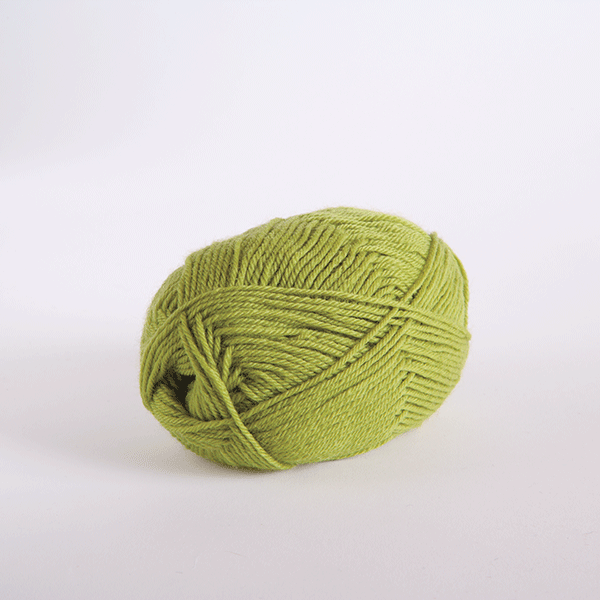 Avocado in Wool of the Andes Sport Yarn