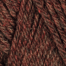 Merlot Heather in Wool of the Andes Sport Yarn