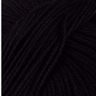 Black in Capretta Yarn