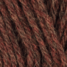 Merlot Heather in Wool of the Andes Worsted Yarn