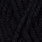 Black in Brava Worsted Yarn