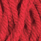 Red in Brava Bulky Yarn