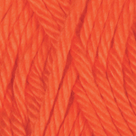 Grapefruit in Shine Worsted Yarn