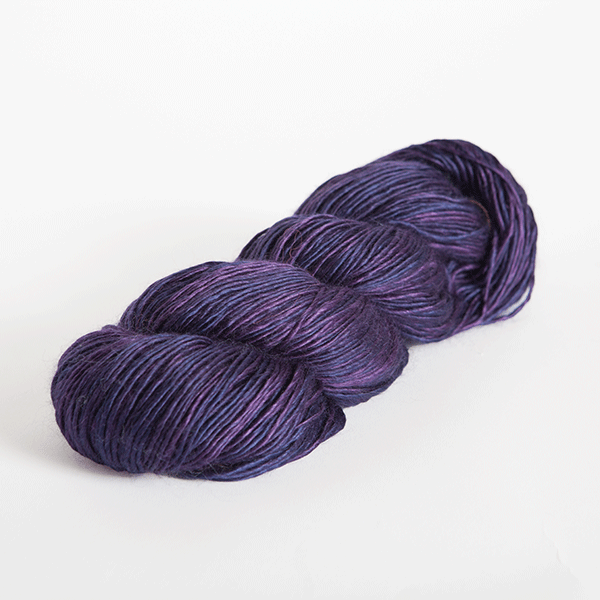 Amethyst in Diadem Fingering Yarn