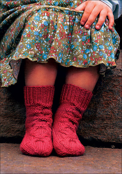 2-at-a-time Socks from KnitPicks.com Knitting by Melissa Morgan-Oakes - knit ...