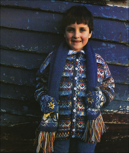 Alice Starmore's Book of Fair Isle Knitting from KnitPicks.com