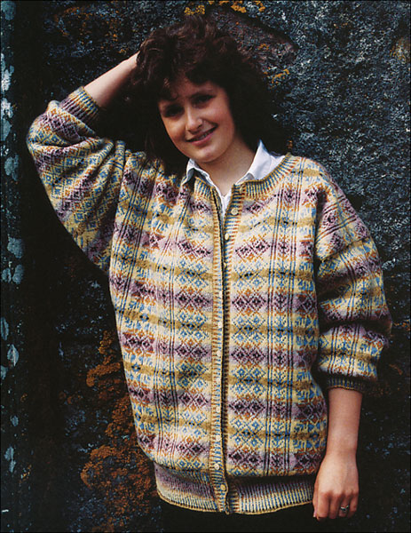 Alice Starmore S Book Of Fair Isle Knitting From Knitpicks