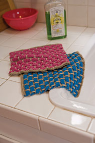Ballband Dishcloth Patterns