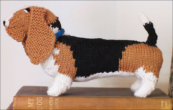 Knitting For Dogs Irresistible Patterns : Knit Your Own Dog from KnitPicks.com Knitting by Sally Muir & Joanna Osbo...