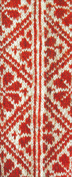 Knitting With Two Colors Meg Swansen : Knitting with two colors from knitpicks by