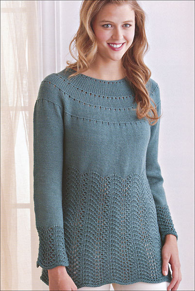 Knitting Sweaters From The Top Down : The knitter s handy book of top down sweaters from