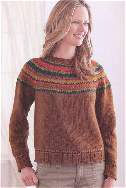 a920d0c5d6e6 The Knitter s Handy Book of Top-Down Sweaters from KnitPicks.com ...