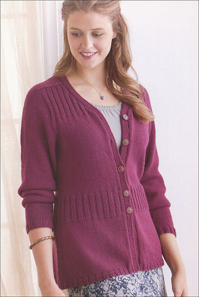 a920d0c5d6e6 The Knitter s Handy Book of Top-Down Sweaters from KnitPicks.com ...